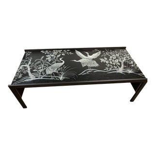 Edge Cocktail Table For Sale