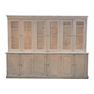 18th Century French Country Hutch For Sale