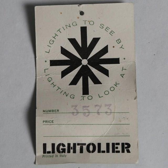Metal GAETANO SCIOLARI CHROME CHANDELIER WITH FIVE SMOKED-GLASS GLOBES, CIRCA 1970S For Sale - Image 7 of 8