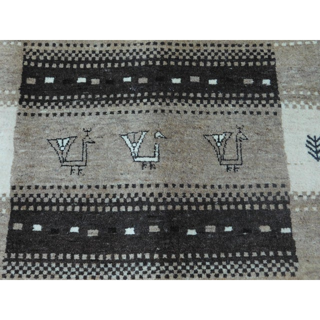 "Hand-Knotted Runner Rug - 2'9"" x 8'3"" For Sale - Image 4 of 12"