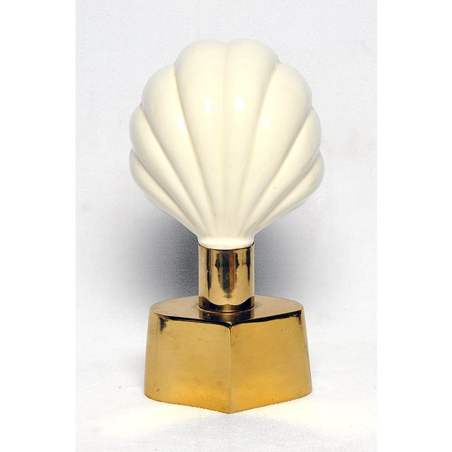 Laurel Shell Lamp For Sale - Image 9 of 9