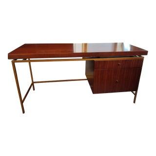 Mid-Century Modern Mitchell Gold Desk For Sale