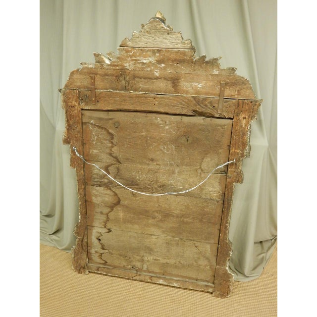 18th C. French Directoire Mirror For Sale In New Orleans - Image 6 of 8