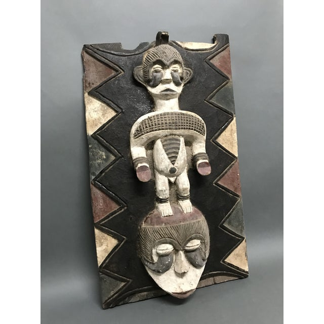 African Art Tribal Art Ibo Door For Sale - Image 4 of 8