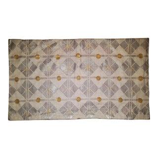 Bauhaus 2 Sateen Linen Pillow Cover For Sale