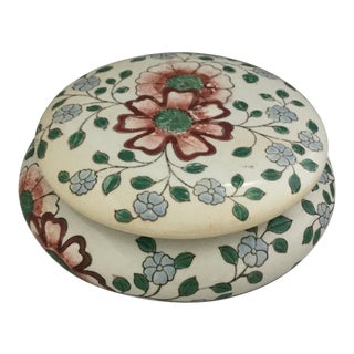 Vintage Limoges Lidded Dish For Sale