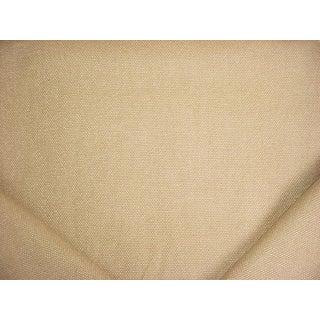 Traditional Ralph Lauren Rustique Linen Texture Birch Upholstery Fabric - 16-3/4y For Sale