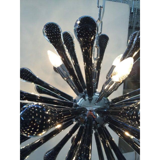 Murano Glass Triedo Sputnik Chandelier For Sale In Columbus, GA - Image 6 of 7