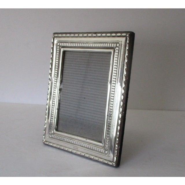 Vintage Sterling Silver Hallmarked Photo Frame Chairish