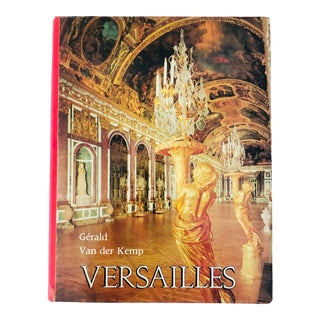 """1978 """"Versailles"""" First Edition Photography Art & Architecture Book For Sale"""