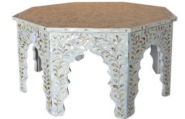 Image of Moroccan Coffee Tables