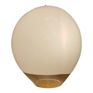 Dern Blown Glass Table Lamp, Italy For Sale