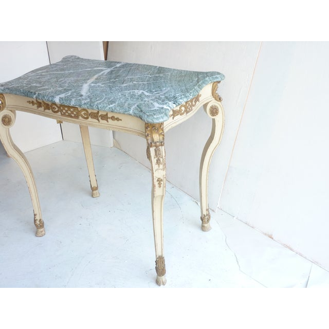 Austrian Louis XV Style Center Table For Sale - Image 4 of 5