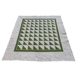 Image of White Quilts