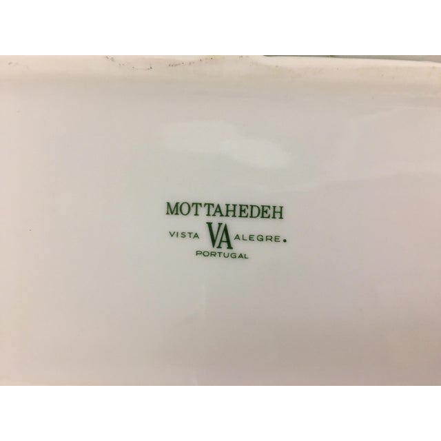 Mottahedeh Asparagus Covered Box For Sale - Image 5 of 7