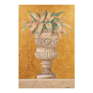 'Grecian Urn' by Jacques Lamy, 1997; Substantial Neo-Classical Still Life, Dallas, Texas, Prix De Rome For Sale