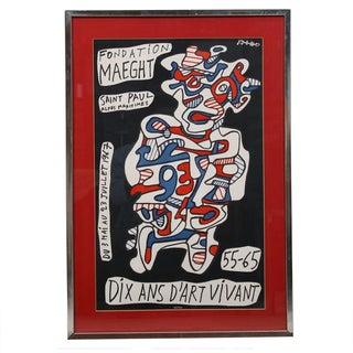 Maeght Fondation Exhibition Poster