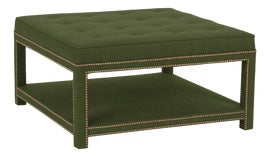 Image of Newly Made Ottomans & Footstools