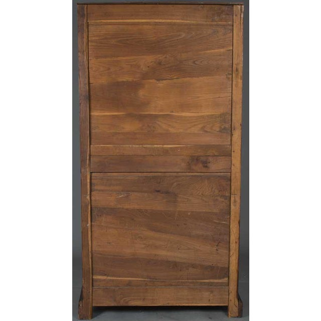 Late 19th Century 19th Century Jacobean Carved Oak Wardrobe For Sale - Image 5 of 12