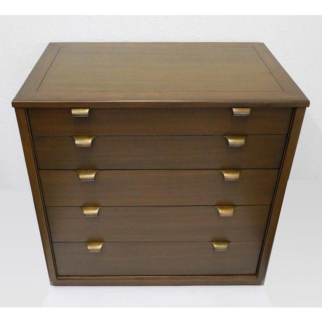 Mid-Century Modern Edward Wormley Drexel Precedent Collection Dresser For Sale - Image 3 of 6