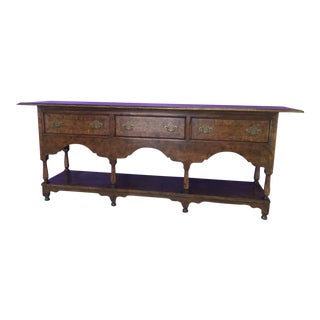 Late 20th Century Traditional Baker Furniture Co. Sideboard
