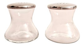 Image of Danish Modern Salt and Pepper Shakers