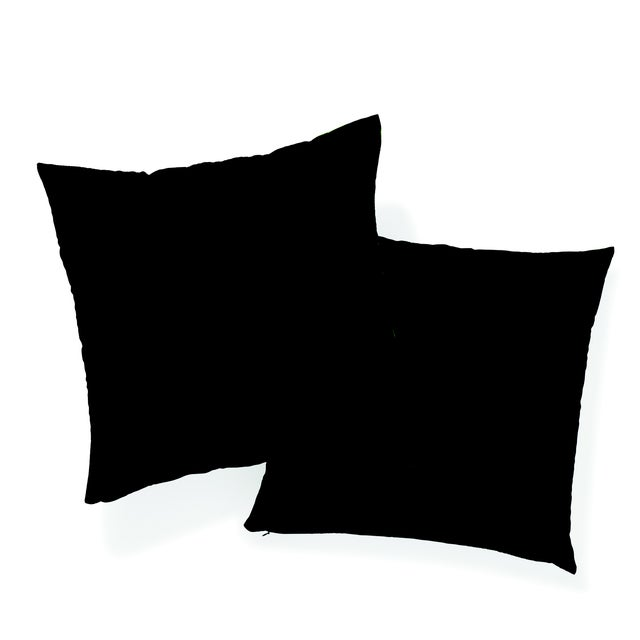 Schumacher Contemporary Schumacher X Clements Ribeiro Fernarium Pillow in Green & Black - 20ʺw × 20ʺh For Sale - Image 4 of 7