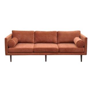 Ellie Sofa, Terracotta For Sale