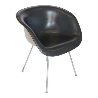 Eames Grey Naugahyde Chair