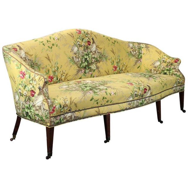 Early 19th Century Federal Sofa For Sale - Image 11 of 11