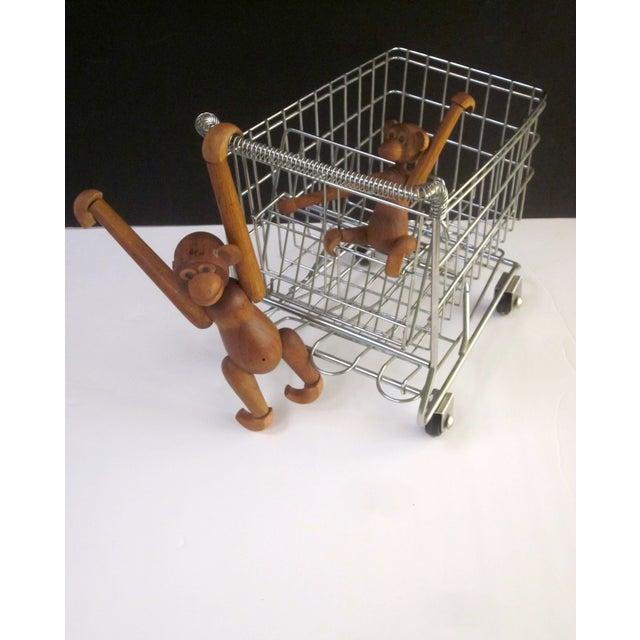 Vintage Pop Art Shopping Cart - Image 3 of 9