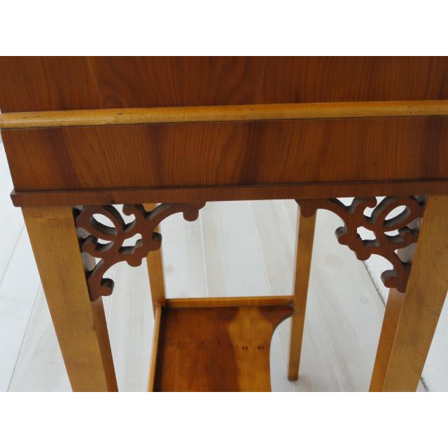 Baker Furniture Small Entryway Console Table Cabinet For Sale - Image 10 of 13