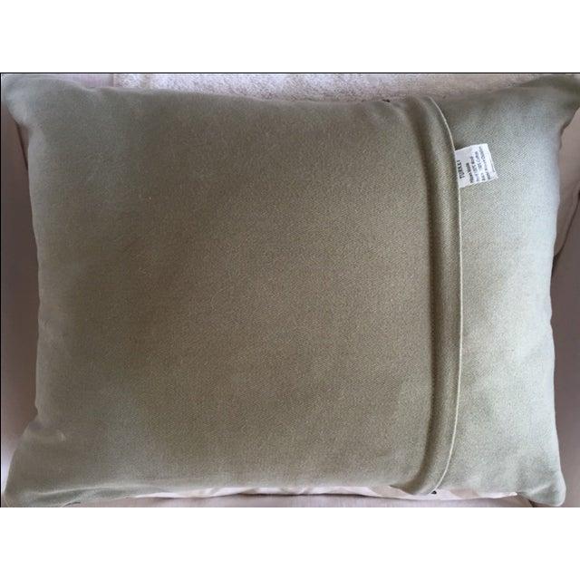 Vintage Turkish Kilim Pillow - Image 3 of 4