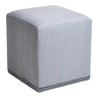 Azur Cube in Herringbone For Sale