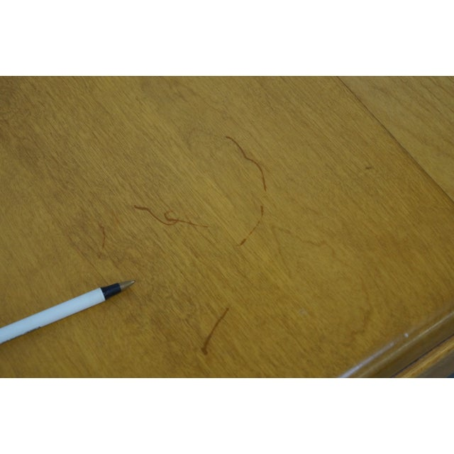 Heywood Wakefield Kitchen Dining Table - Image 6 of 6