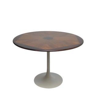 Mid-Century Saarinen Style Rosewood Dining Table