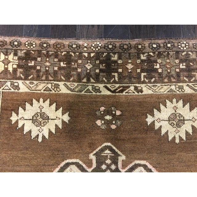 "Bellwether Rugs Turkish Oushak Runner- 5'3"" X 10'11"" - Image 8 of 9"
