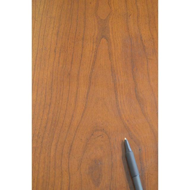 Regency Style Custom Quality Tambour Door Chest For Sale In Philadelphia - Image 6 of 13