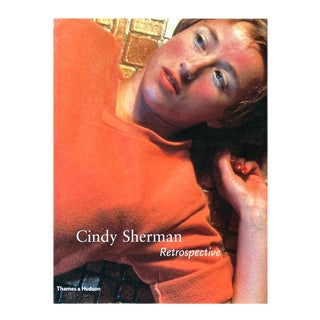 Cindy Sherman Retrospective Monograph For Sale