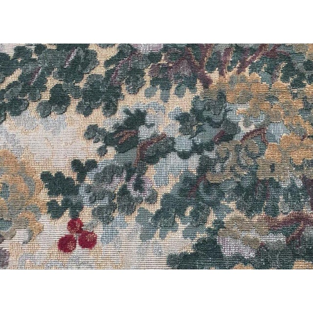 Scalamandre Marly Style Belgian Tapestry Fabric - 4 Yards - Image 1 of 6