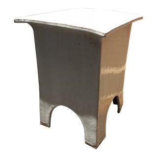 "Tariki Studio ""Chan"" Chinese Ceramic Garden Seat For Sale"