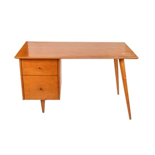 1950s Mid-Century Modern Paul McCobb for Planner Tanker Desk For Sale