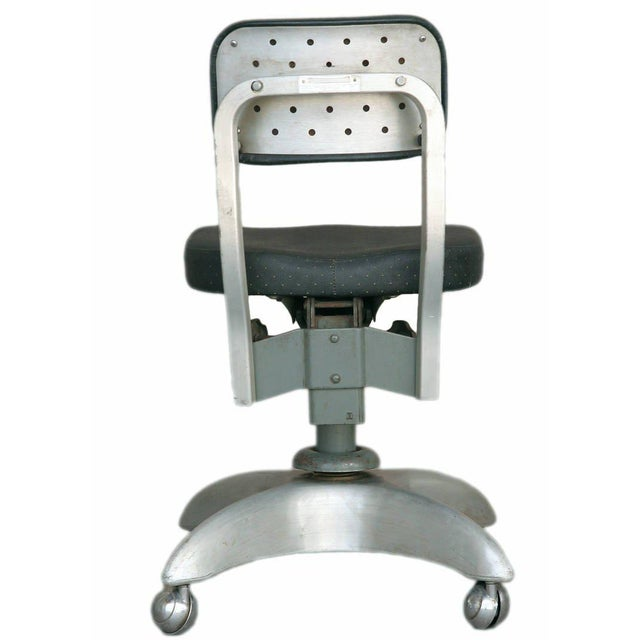 Industrial Tanker Office Chair by Good Form - Image 4 of 8