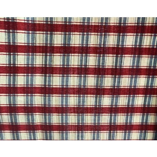 Ralph Lauren Dormer Check Fabric For Sale