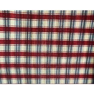 Ralph Lauren Dormer Check Fabric For Sale