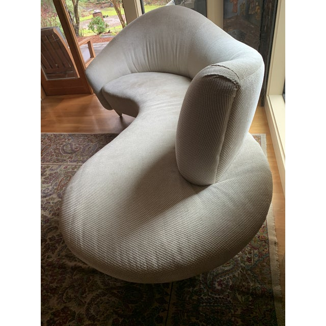 Contemporary 1990s Vintage Vladimir Kagan for Directional Sofa For Sale - Image 3 of 7
