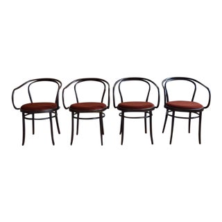 Thonet Dining Chairs- Set of 4 For Sale