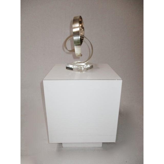 Dan Murphy Vintage Kinetic Modernist Sculpture - Image 3 of 11