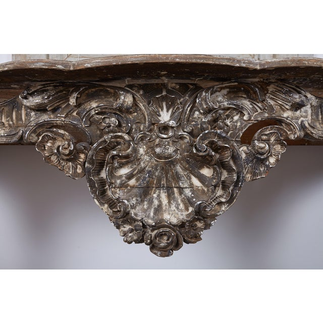 18th Century Italian Baroque Console For Sale - Image 5 of 10
