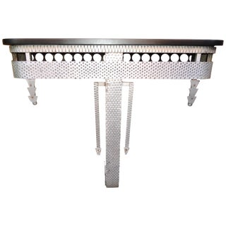 French Deco Style Console For Sale